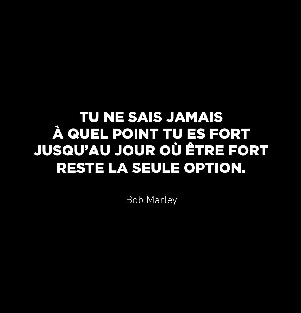 Citation De La Semaine 203 Bob Marley Switch