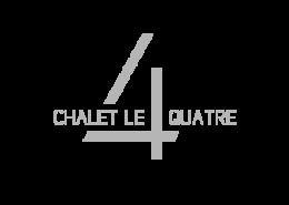 Logo Chalet Le Quatre