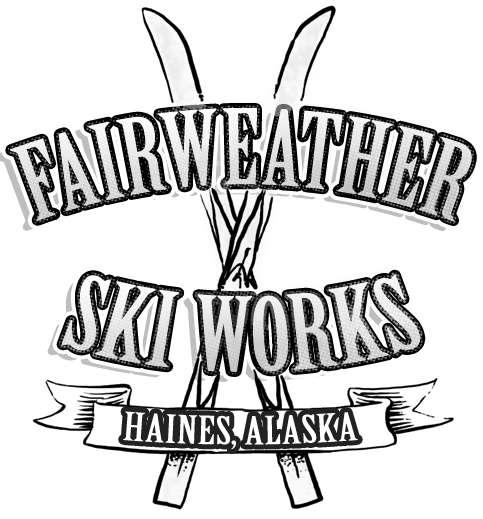 Fairweather Ski works logo