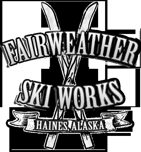 Fairweather Ski works logo