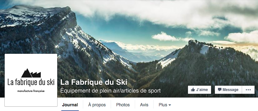 La Fabrique du Ski sur Facebook