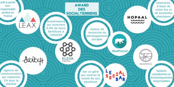 Award des social terriens