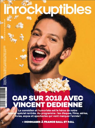 Les Inrocks n°1154 - couverture