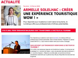 ITW Armelle Solelhac SWiTCH CCI Nantes Saint-Nazaire